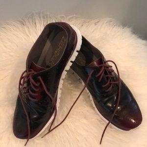 Cole Haan Zero Grand tie shoes